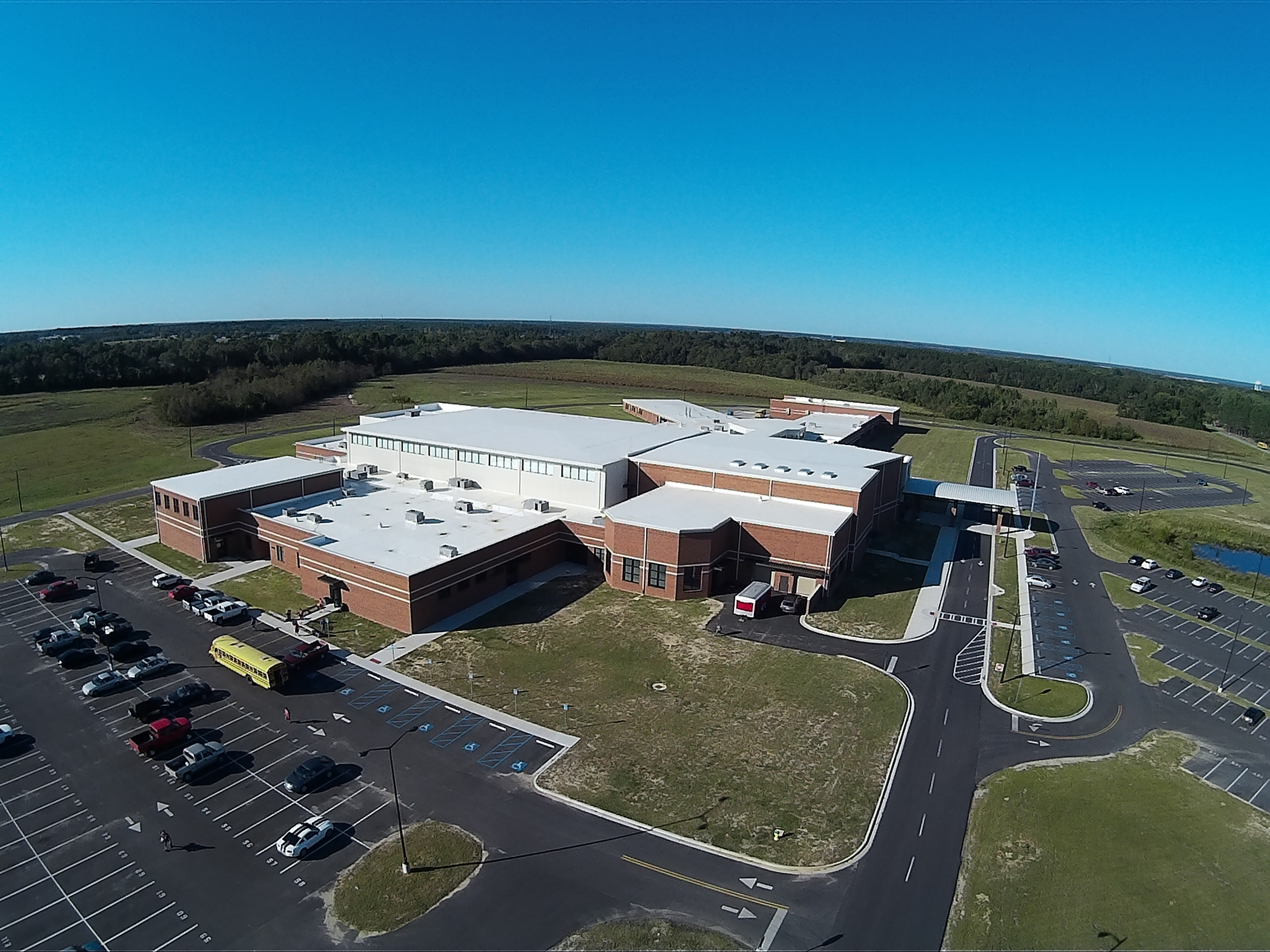 Toombs County High School